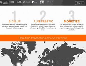 Thumbshot of Affiliaxe.com
