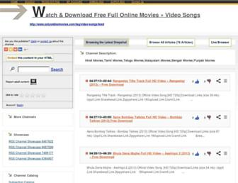 songs537.rssing.com screenshot