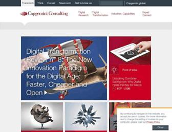 Thumbshot of Capgemini-consulting.com