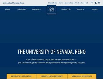 Thumbshot of Unr.edu