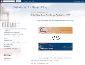 budibanget.blogspot.com screenshot