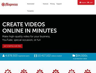 Thumbshot of Flixpress.com
