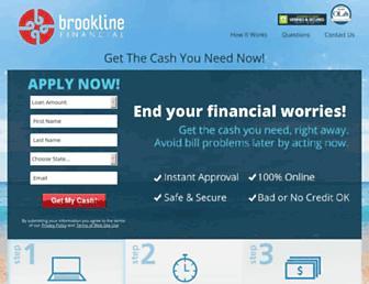 Thumbshot of Capitolcashloan.com