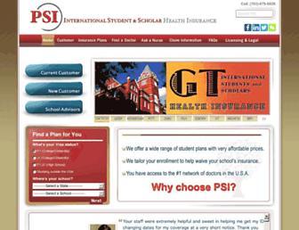 psiservice.com screenshot