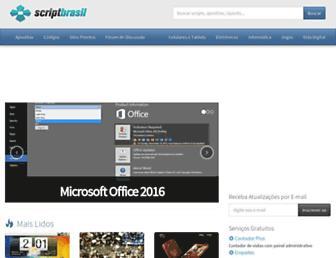scriptbrasil.com.br screenshot