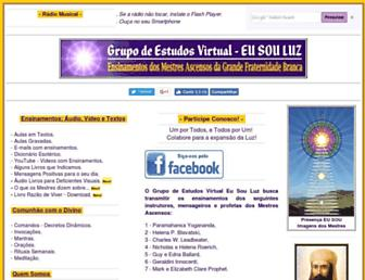 Thumbshot of Grandefraternidadebranca.com.br