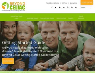 Thumbshot of Celiaccentral.org