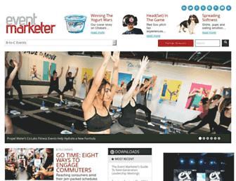 eventmarketer.com screenshot