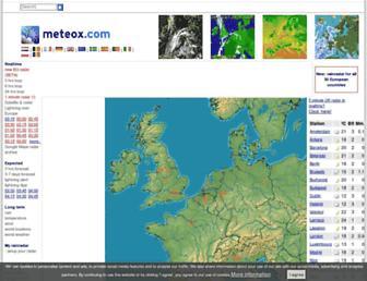 www2.meteox.com screenshot