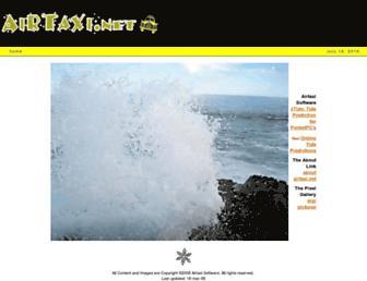 airtaxi.net screenshot