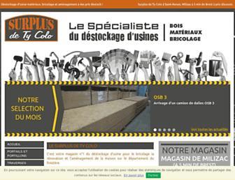 tycolo.com screenshot
