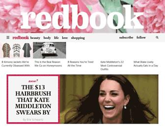Thumbshot of Redbookmag.com