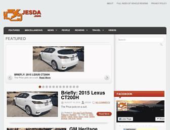 jesda.com screenshot