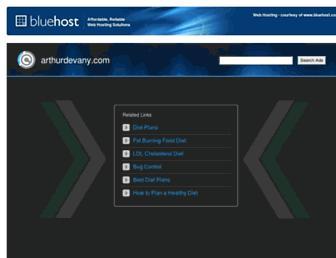 Thumbshot of Arthurdevany.com