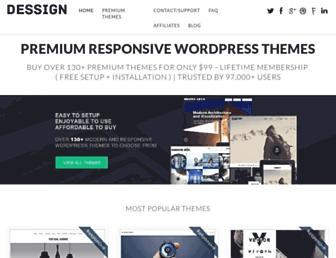dessign.net screenshot
