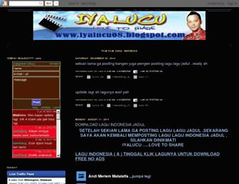 iyalucu08.blogspot.com screenshot