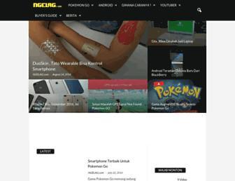 ngelag.com screenshot