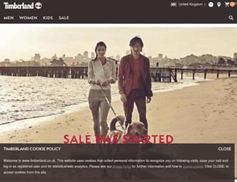 Thumbshot of Timberlandonline.co.uk