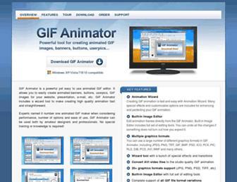 gif-animator.com screenshot