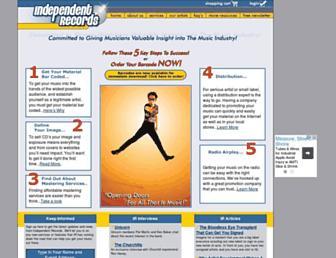 indierec.com screenshot