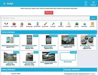 satlyk.org screenshot