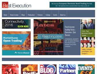 bestexecution.net screenshot