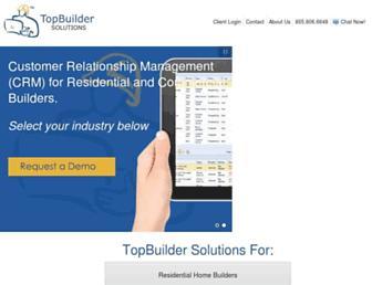 topbuildersolutions.com screenshot