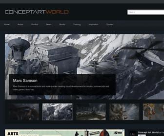 Thumbshot of Conceptartworld.com