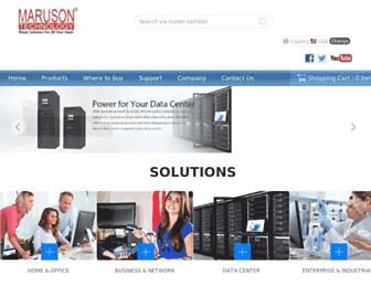 marusonusa.com screenshot