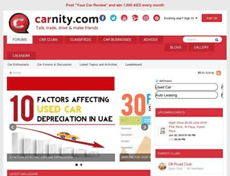 carnity.com screenshot
