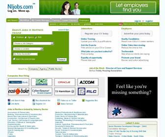 nijobs.com screenshot