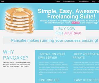 Thumbshot of Pancakeapp.com