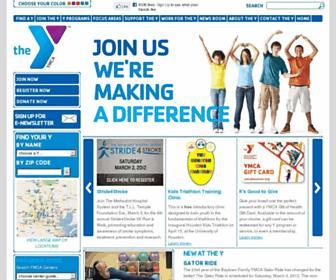 Thumbshot of Ymcahouston.org