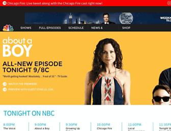 Thumbshot of Nbc.com