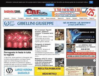 sassuolo2000.it screenshot