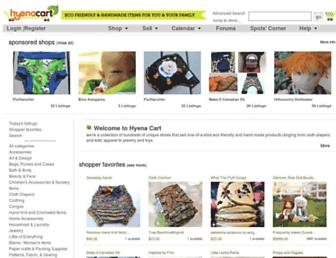 Thumbshot of Hyenacart.com