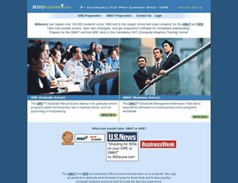 Thumbshot of 800score.com