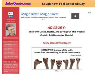 funny-jokes-quotes-sayings.com screenshot