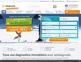 allodiagnostic.com screenshot
