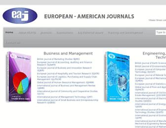 eajournals.org screenshot