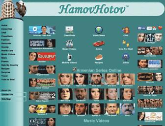 Thumbshot of Hamovhotov.com