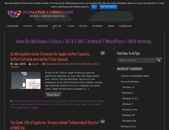 en.stealthsettings.com screenshot