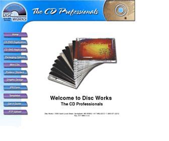 discworks.biz screenshot