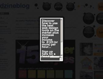 Thumbshot of Dzineblog.com