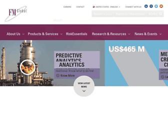 fmglobal.com screenshot