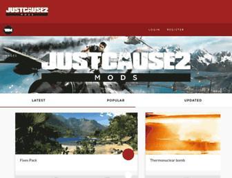 Fullscreen thumbnail of justcause2mods.com