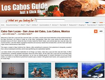 Thumbshot of Loscabosguide.com