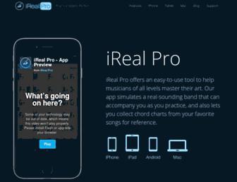 irealb.com screenshot