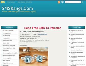Thumbshot of Smsrange.com