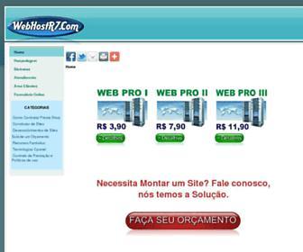 hostr7.com screenshot